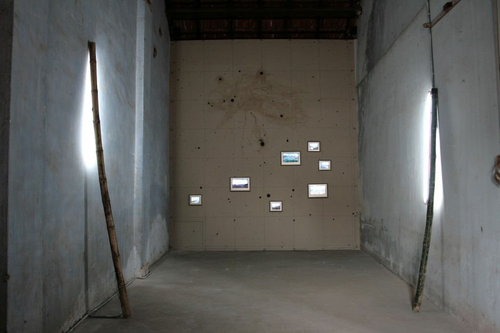 Parts Unknown | installation at the Kochi Muziris Biennale 2012