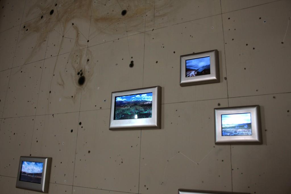 Parts Unknown (detail)   installation at the Kochi Muziris Biennale 2012
