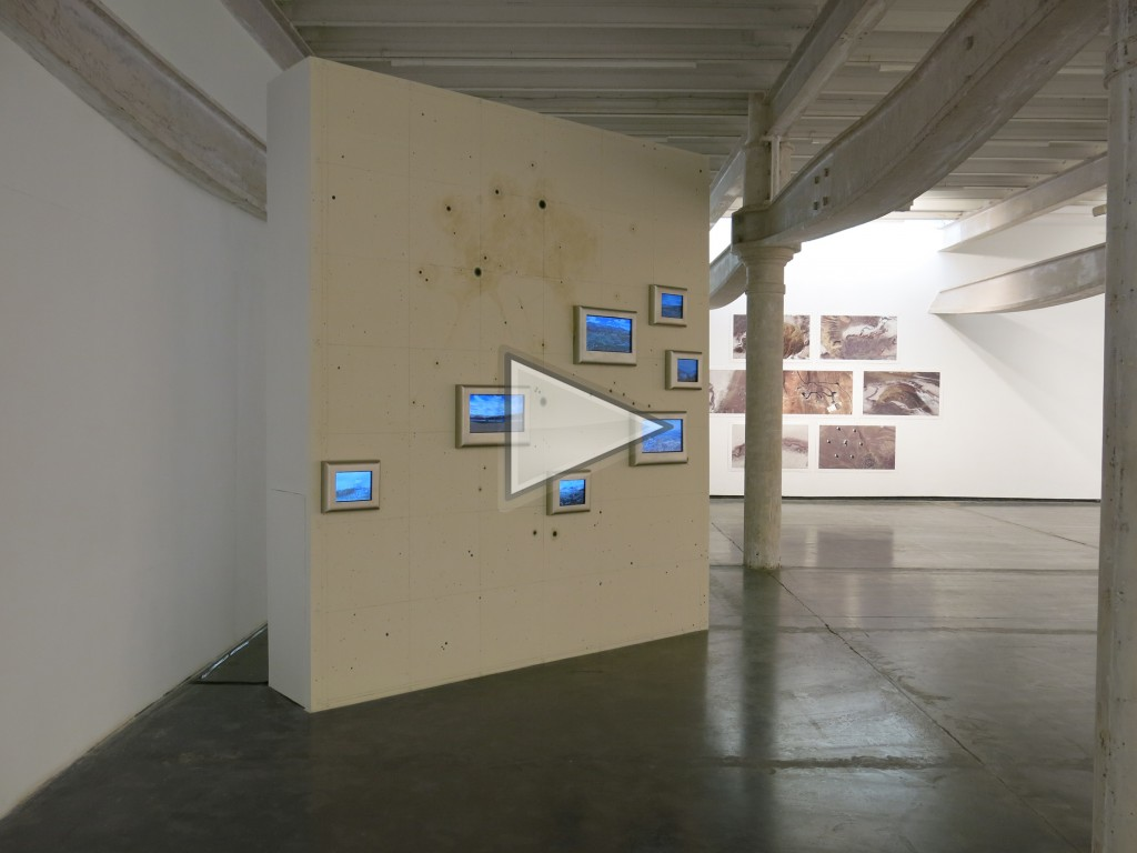 Parts Unknown | seven channel video installation | rohini devasher