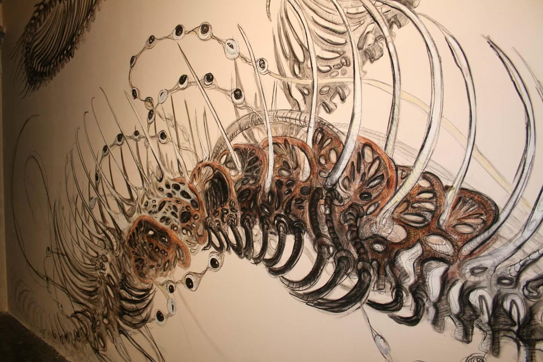 rohini-devasher-copyright-untitled-wall drawing III- 2009 (6)