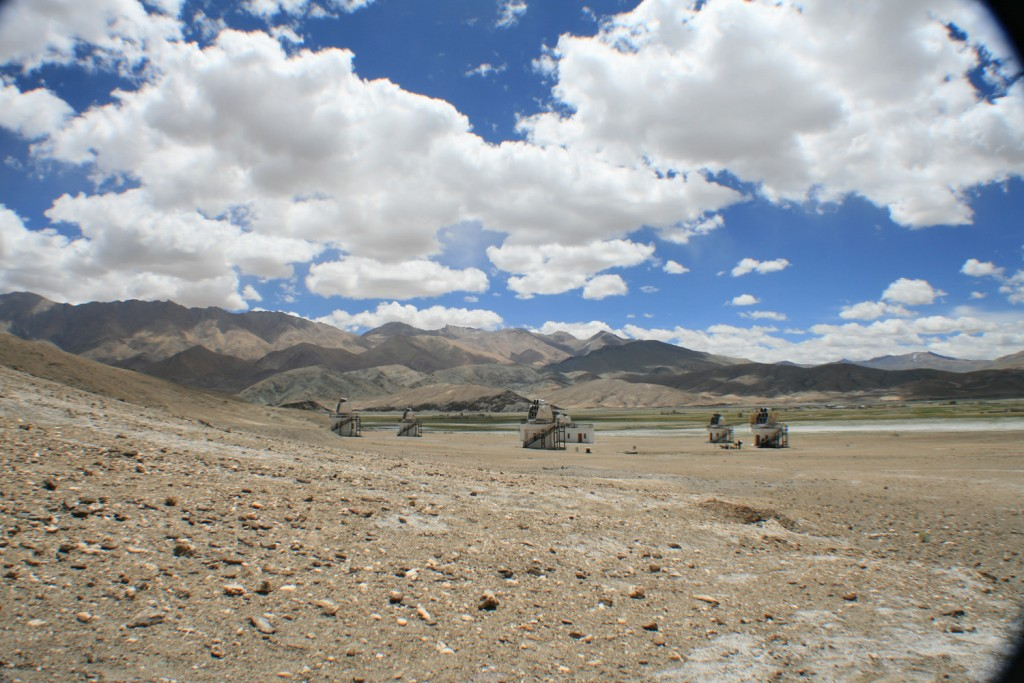 The High Altitude Gamma Ray Telescope (HAGAR)  at The Indian Astronomical Observatory (IAO)Hanle, Ladakh, India