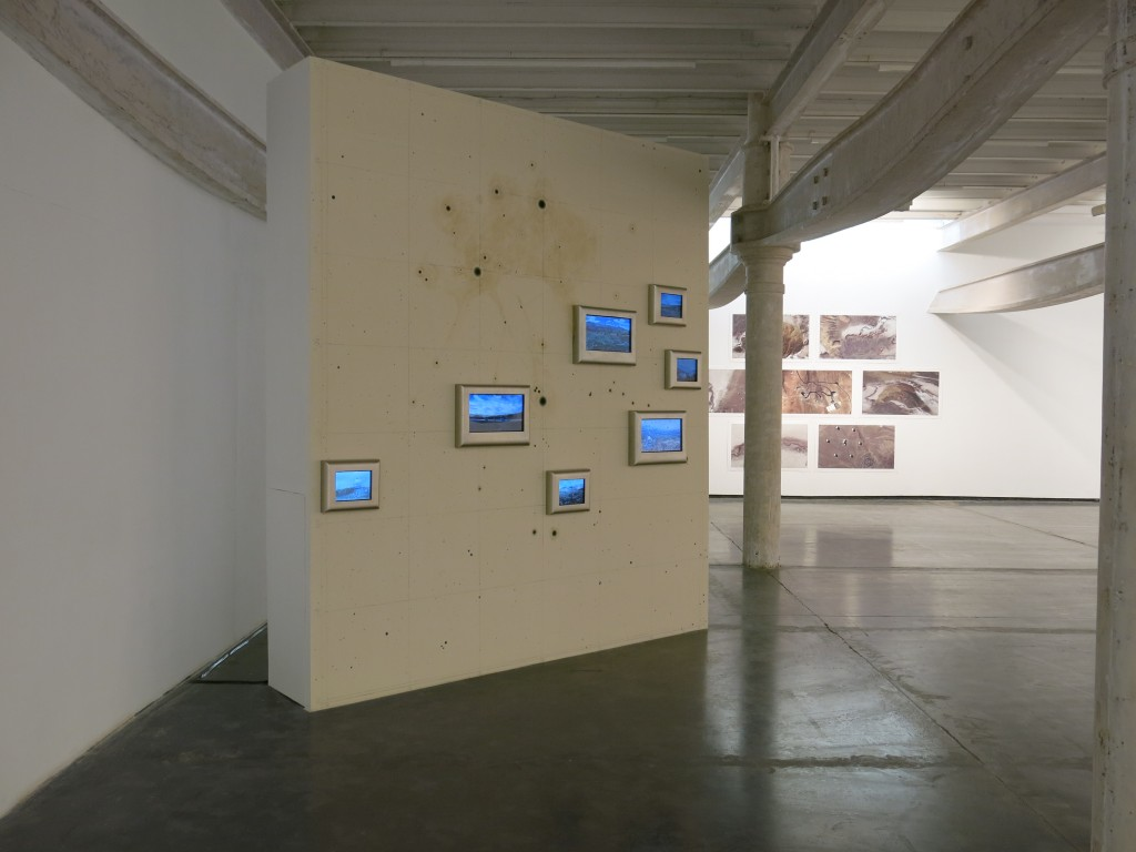 Parts Unknown installation view at Project 88 (2)